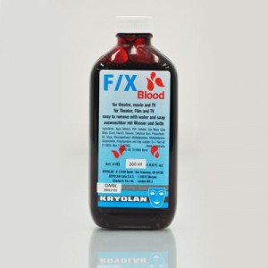 FX Blood 200ml Dark or Light