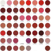Kryolan Lip palette 24 swatches 2