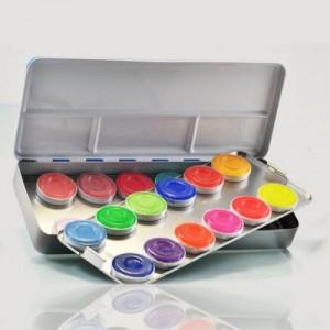 Kryolan Supracolor Palette 24