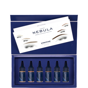 Nebula Eyebrows Set 6 Colours