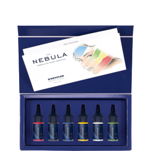 Nebula Vivid Set 6 Colours