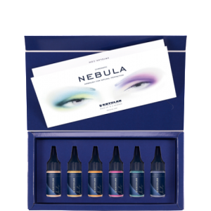 Nebula Chromatic Set 6 Colours